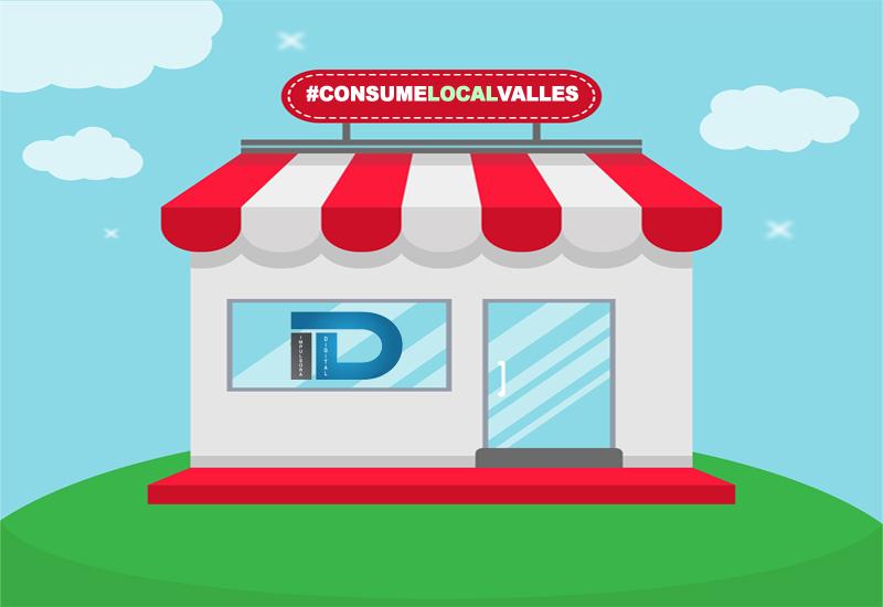 Imagen de tienda virtual en cosume local valles